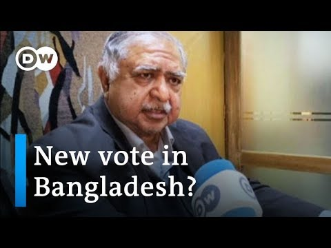 Bangladesh election allegations: Can opposition force a revote? | DW News