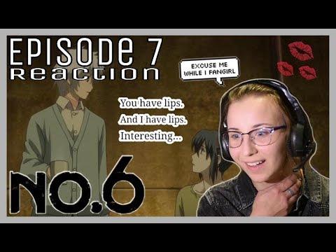 No.6 - Episode 7 Reaction