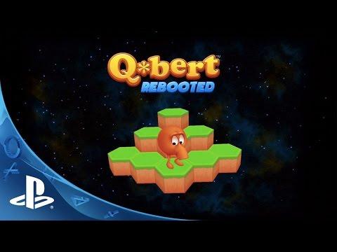 q*bert:-rebooted-trailer-|-ps4,-ps3,-ps-vita