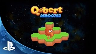 Q*Bert: Rebooted Trailer | PS4, PS3, PS Vita