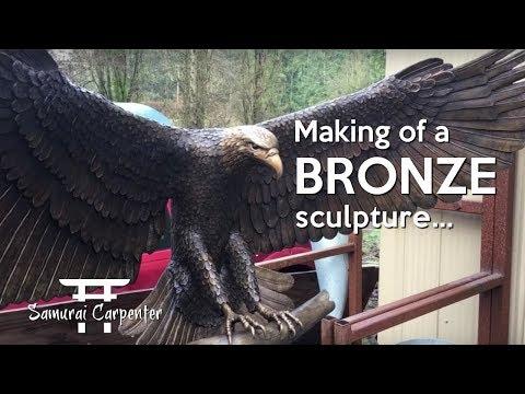 FTF! Nathan Scott, Bronze Sculptor Shop Tour!!!