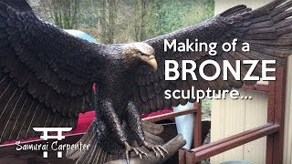 Video FTF! Nathan Scott, Bronze Sculptor Shop Tour!!! download MP3, 3GP, MP4, WEBM, AVI, FLV Oktober 2018
