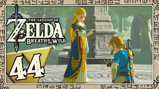 THE LEGEND OF ZELDA BREATH OF THE WILD Part 44: Erinnerung an die Zeremonie am Alten Festplatz