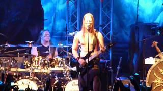Ensiferum - By The Dividing Stream/From Afar (live @ Vienna 2011)