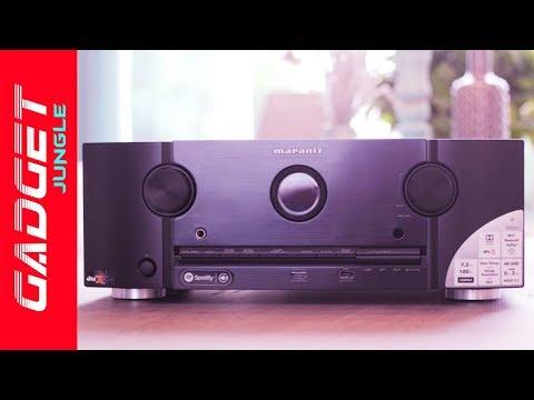Best Av Receiver 2019 - Marantz SR5011 Review