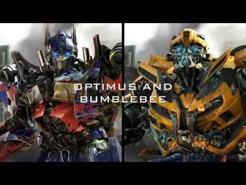 Ultimate Transformers Theme Mashup  Optimus and Bumblebee  Steve Jablonsky