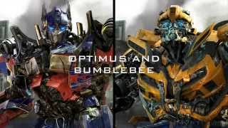 "Ultimate Transformers Theme Mashup - ""Optimus"" and ""Bumblebee"" by Steve Jablonsky"