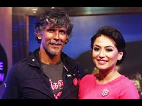 Moment of Truth with Milind Soman (HUAWEI Namaste TV Show)