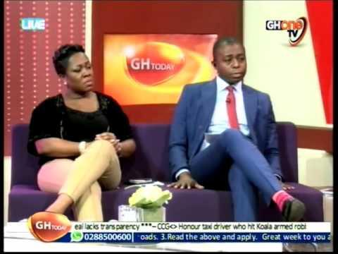 Samia Nkrumah to run for President #ghtoday