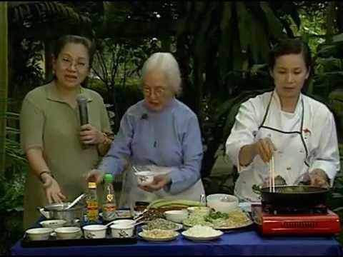 Cách làm món cơm hến