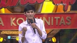 Fazarwarmit Riffing Stand Up Comedy, Diketawain VankaJKT48