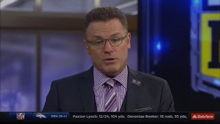 Howie Long, Terry, & Jimmy Give the Detroit Lions Credit for Being 8-4