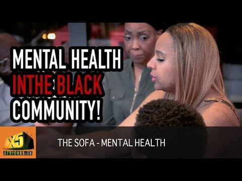 The Sofa S3 EP4 - Mental Health in the Black Community