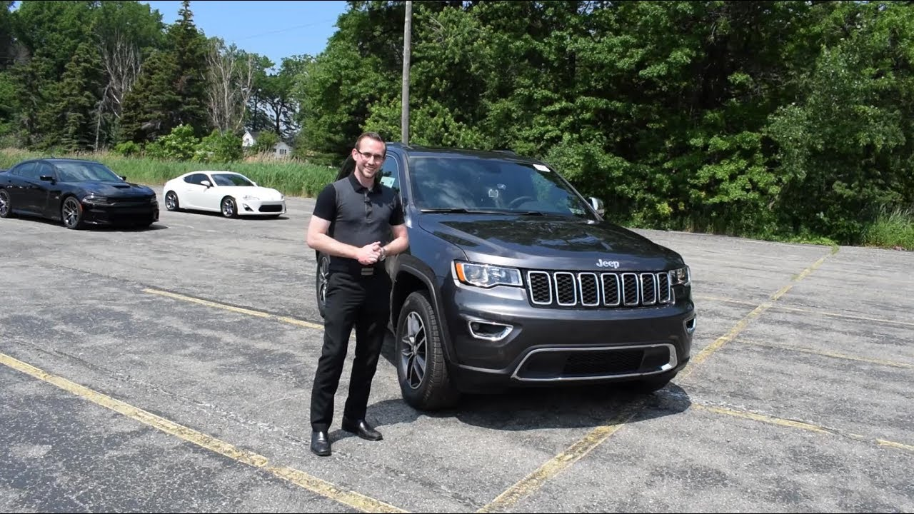 Review Of The 2017 Jeep Grand Cherokee Limited