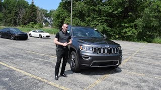 Review of the 2017 Jeep Grand Cherokee Limited!