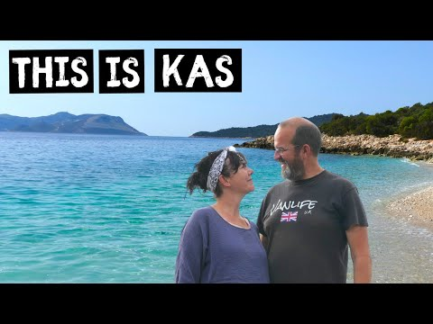 KAS | Exploring TURKEYS magical Turquoise Coast
