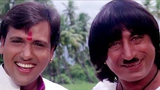 Govinda, Shakti Kapoor, Raja Babu - Comedy Scene 4/21