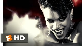 Sin City (8/12) Movie CLIP - The Big Fat Kill (2005) HD