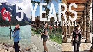 LIVE: 5 YEARS OF TRAVEL SPECIAL!
