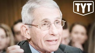 Dr. Fauci Conspiracy Theories Spread By Right-wingers