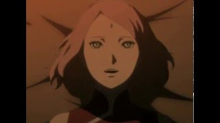 Саске Сакура - Ведь если девушка любит... AMV
