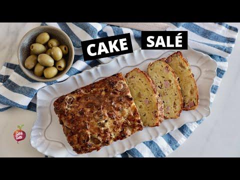 cake-salÉ-au-jambon-gruyÈre-et-olives-🍖🧀-cake-salé-la-petite-bette-x-cinq-fourchettes