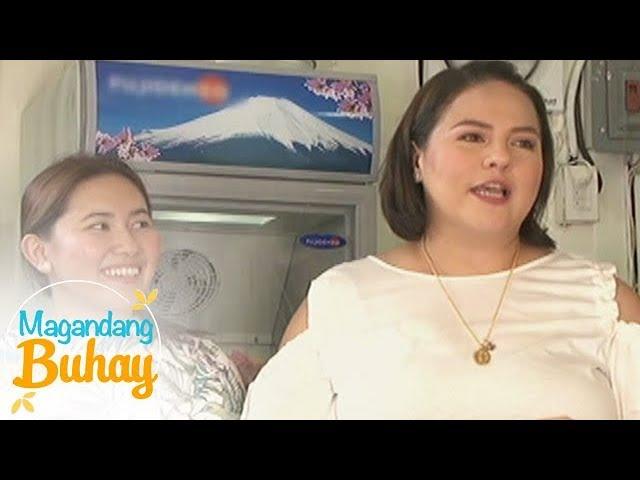 Magandang Buhay: Momshie Karla's business tip