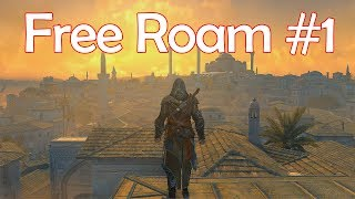 PS4 Assassin's Creed Revelations Free Roam #1
