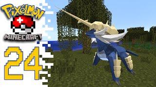 Minecraft Pixelmon (Public Server) - EP24 - Nice Horn