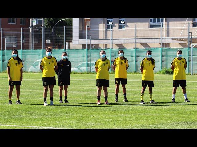 Las Aurinegras empezaron sus entrenamientos 2021