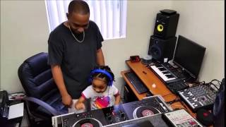 DJ AGI AKA mini DJ GIO -  GETTING IT