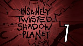 Let's Play Insanely Twisted Shadow Planet [1] Dark Star