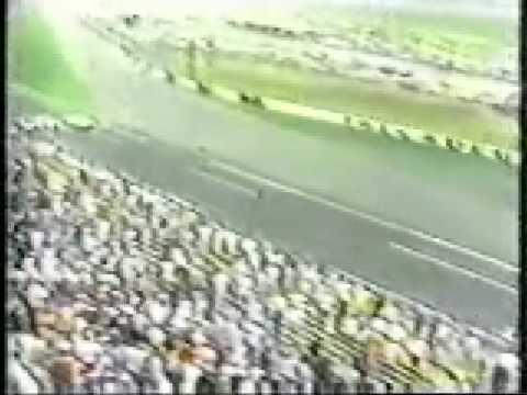 1981 Talladega 500 Finish