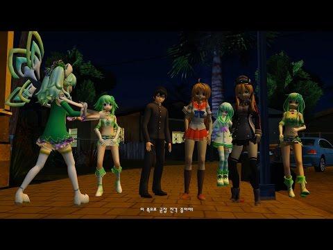 GTA San Andreas Anime Mod! 1080p 60fps
