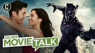 Black Panther and Crazy Rich Asians Score SAG Nominations - Movie Talk