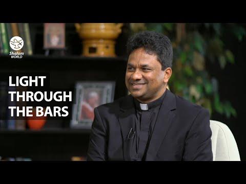 Light Through the Bars    Fr. Babychan Arackathara MSFS   Book.Ed