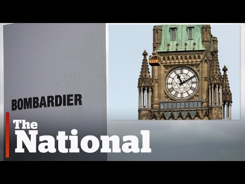 Bombardier Bailout | Political Clash Over Company