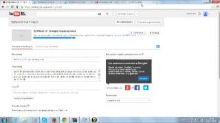 Как добавить видео в Youtube(, 2013-11-02T12:17:27.000Z)