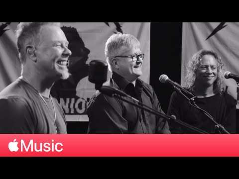 Metallica on Beats 1 with Lars Ulrich [Full Interview]