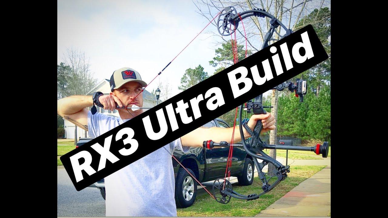 HTO `Hoyt Carbon REDWRX RX 3 Ultra Build`