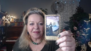 tarot reading love life