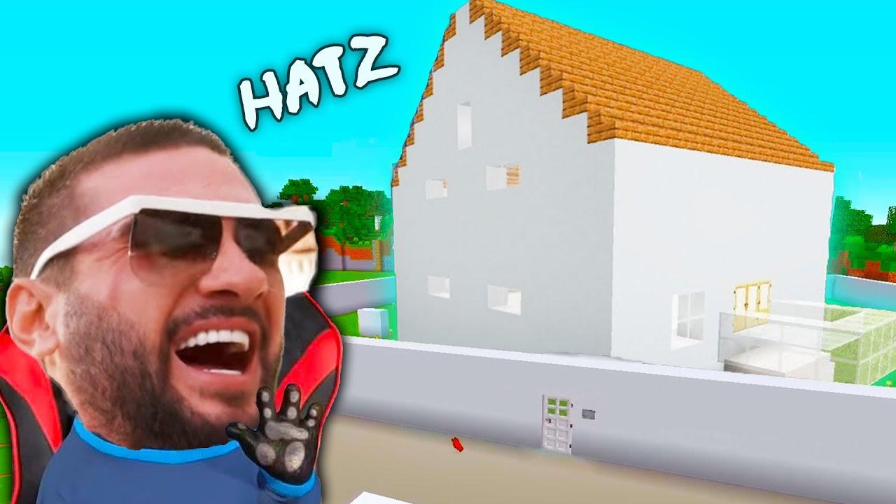 Construiesc CASA Lui DORIAN POPA In Minecraft! GARD + FATADA