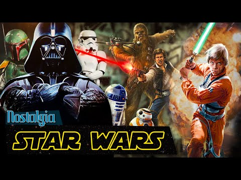 STAR WARS - Nostalgia