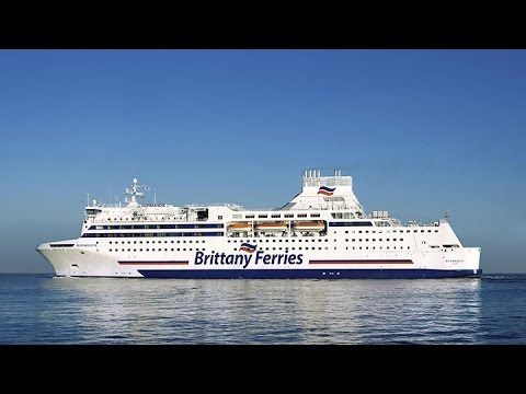 Normandie - Brittany Ferries' Cruise Ferry