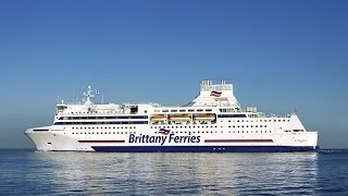 Onboard Normandie - Brittany Ferries