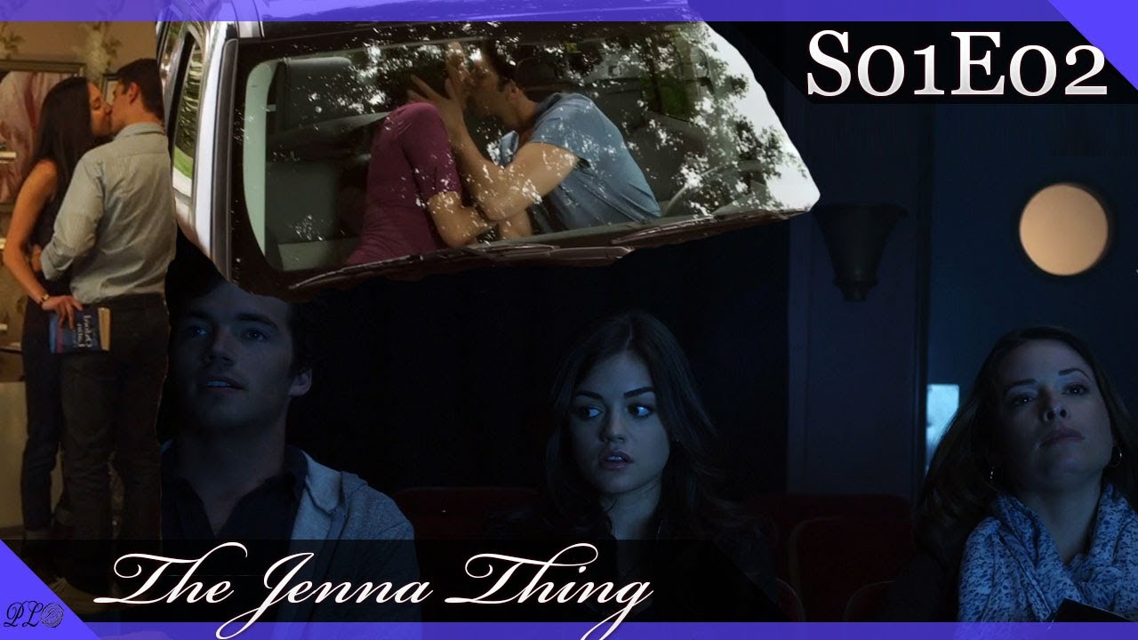 The Jenna Thing ~ Pretty Little Nutshell