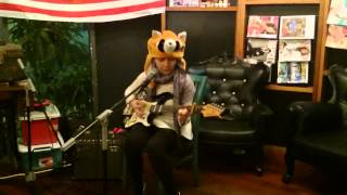 Nebby (original song) - Red Panda Live in The Bee