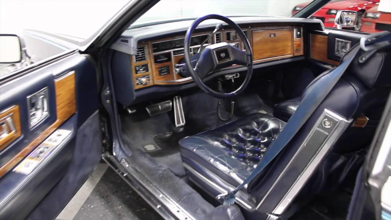 View 1981 Cadillac Eldorado Biarritz