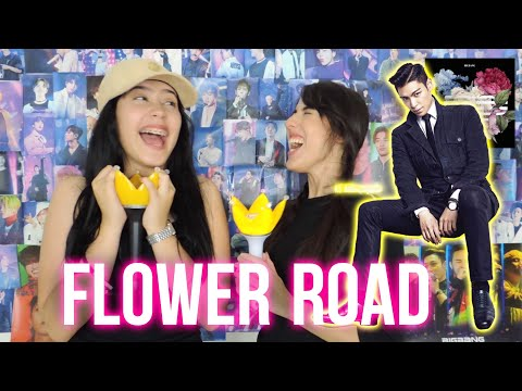BIGBANG 'FLOWER ROAD' Reaction [THE FEELS]