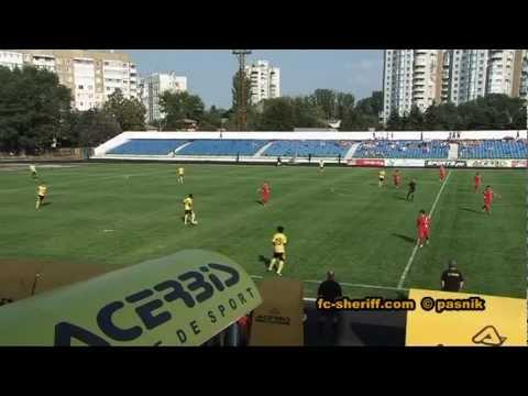Нац.дивизион, Олимпия (Бельцы) 0:1 Шериф (Тирасполь)